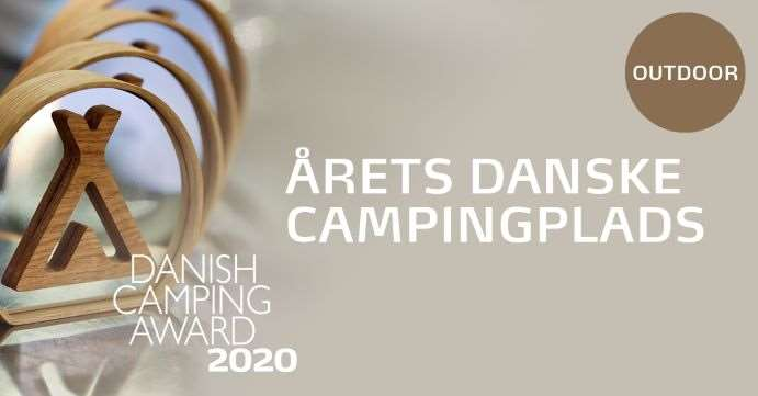 danish camping award winner 2020